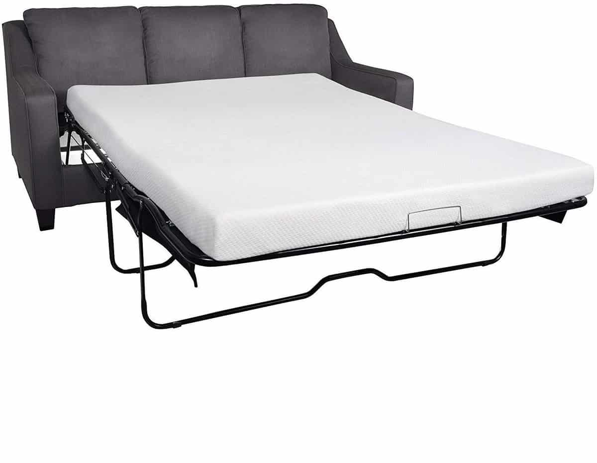 Milliard Breathable Foam Sleeper Bed Mattress