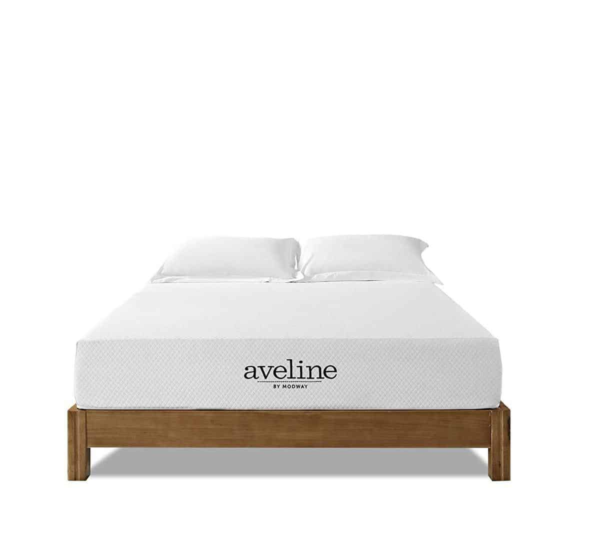Modway Aveline Gel Infused Memory Foam Mattress