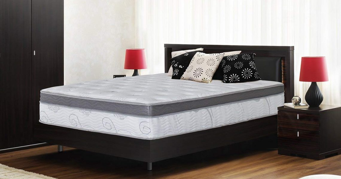 Olee Sleep Hybrid Pocket Spring Mattress