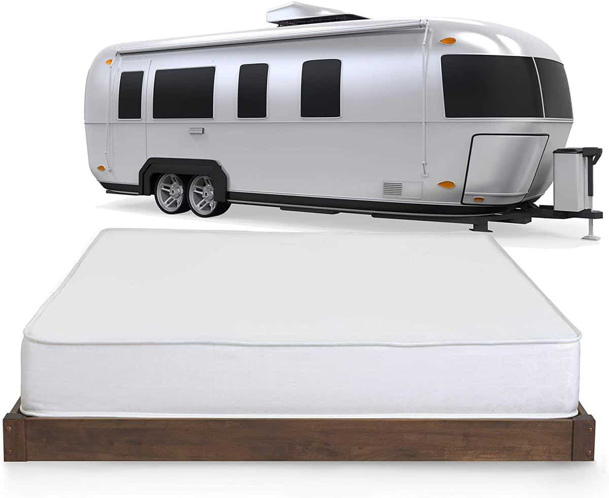 Serenia Sleep Memory Foam RV Mattress