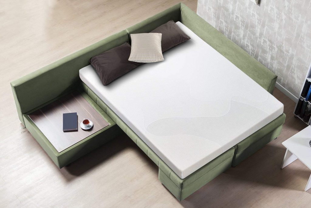 Picture of: 5 Best Sofa Bed Mattresses In 2020 Upgrade Your Sleeper Sofa