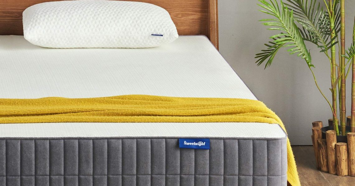 Sweetnight Memory Foam Mattress