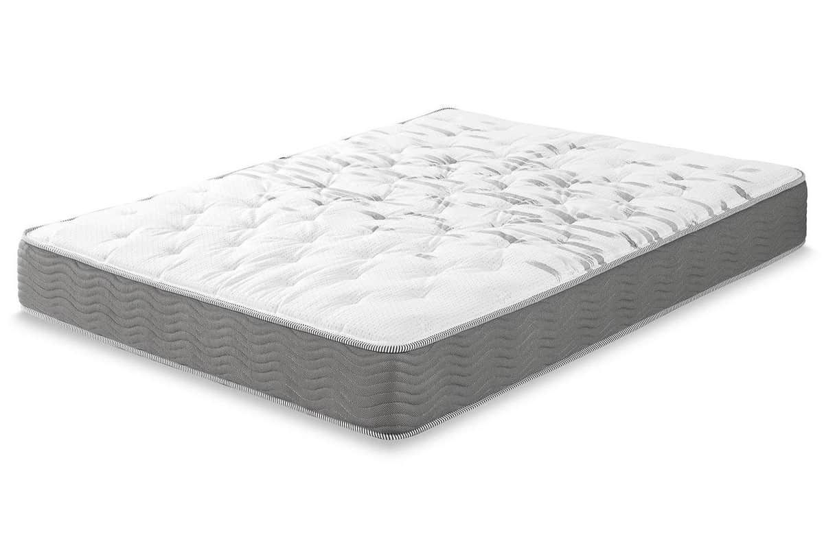 Zinus Extra Firm Pocketed iCoil Mattress