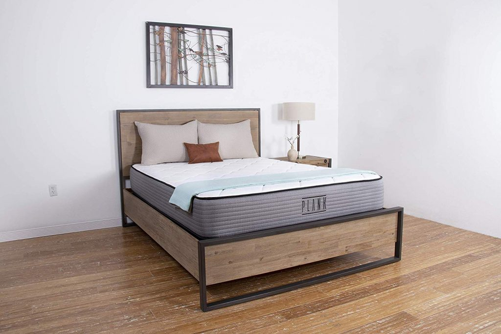 Brooklyn Bedding Plank Mattress
