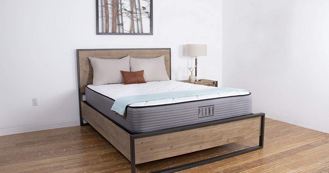 Brooklyn Bedding Plank Mattress