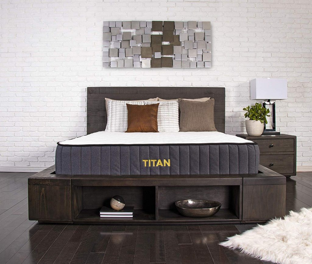 Brooklyn Bedding Titan Mattress